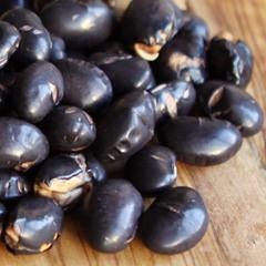 煎り黒豆:40g