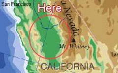 カルフォルニア・セントラルバレー