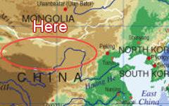 中国北部・中国内モンゴル自治区