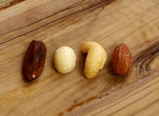 希少なナッツ