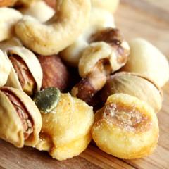 Bar御用達 7種類の極上ミックスナッツ うす塩仕立て