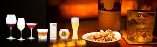 お酒に合わせて選ぶナッツ&ドライフルーツ