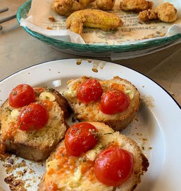 """""""シンプルでおいしい南イタリア料理"""""""
