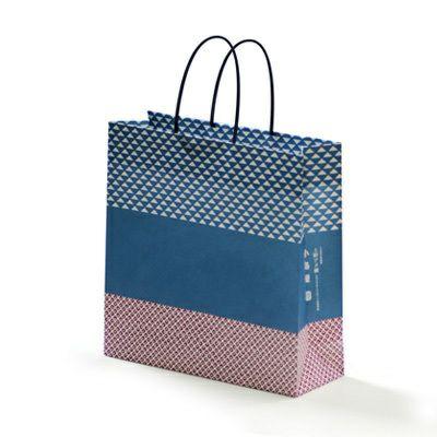 小島屋オリジナル お手持ち鞄 (ショッピングバッグ) 紙袋タイプ